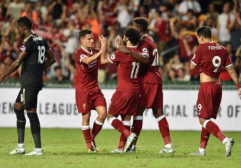 Liverpool se lleva el Premier League Asian Trophy con joya de Coutinho