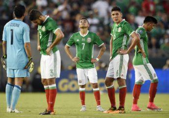 Jamaica da el campanazo y elimina a México de la final de la Copa Oro