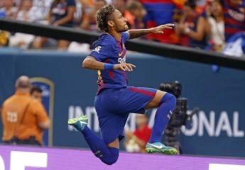 Neymar liquida a la Juventus y da una exhibición de fútbol pletórico