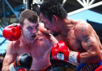 Sorpresa y escándalo: Manny Pacquiao cae ante Jeff Horn