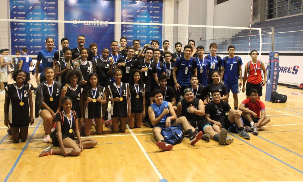 Tegucigalpa y Roatán se llevan el Nacional Sub21 de Voleibol