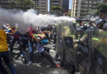 Mueren dos futbolistas durante las protestas contra Constituyente en Venezuela