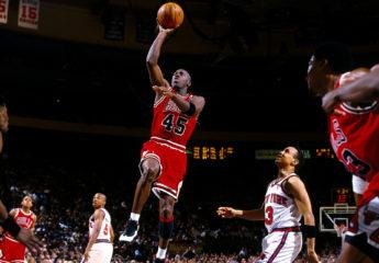 Michael Jordan, una estrella que nunca se apaga. Recuerdos de su Majestad