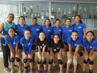Honduras sede del XII Campeonato Sub-18 Femenino de Voleibol