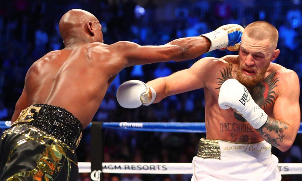 """Floyd Mayweather gana la """"pelea"""" mas """"rara"""" del boxeo internacional"""