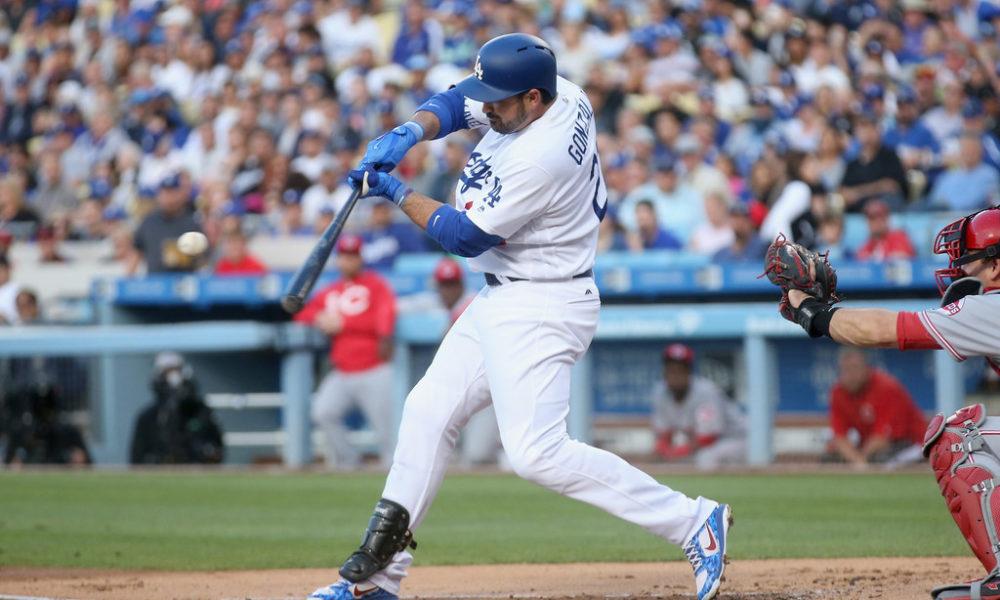 """El """"Titán"""" González regresa y los Dodgers siguen imparables en la MLB"""