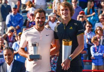 Alexander Zverev derrota a Roger Federer y gana Masters 1000 de Montreal