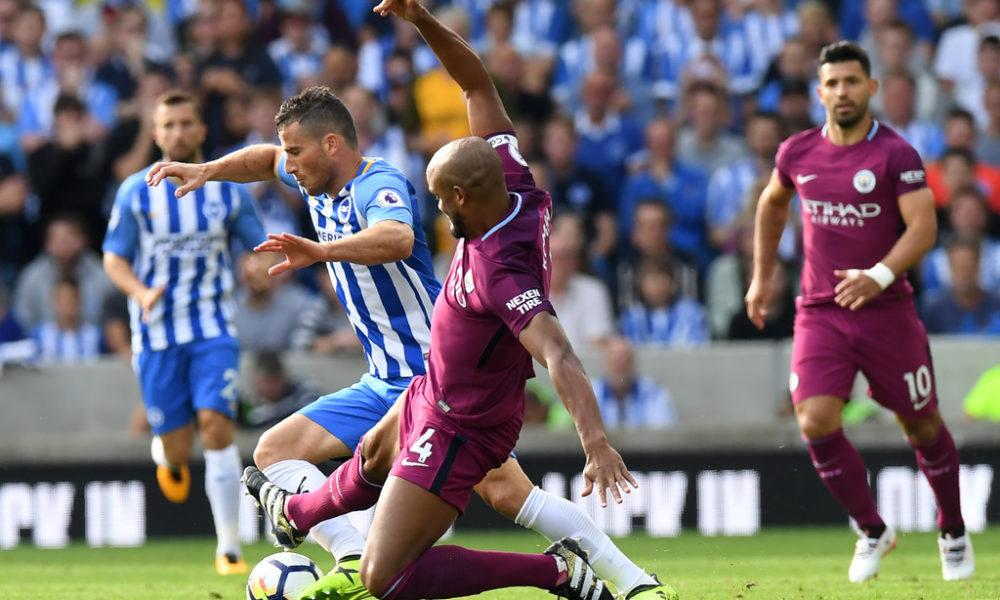 Manchester City gana sin convencer en su debut en la Premier League