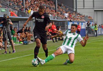 Eintracht y Bayer salen bien librados de sus amistosos contra los españoles