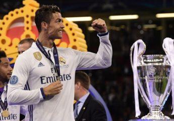Cristiano Ronaldo, nombrado Mejor Jugador del Año de la UEFA