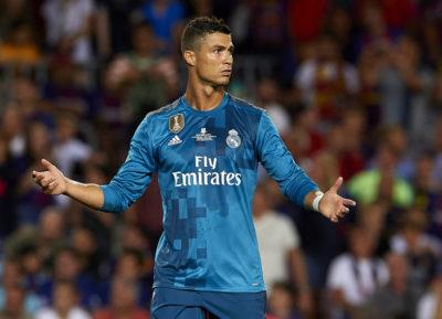TAS le confirma al Real Madrid que el castigo a Cristiano se mantiene