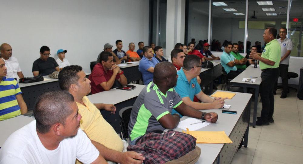 La Enefuth dio inicio el curso para la Licencia A para entrenadores