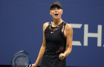 Maria Sharapova regresa con triunfo sobre Halep, segunda de la ATP