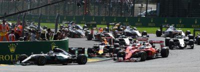 El duelo Hamilton-Vettel regresa en el GP de Bélgica tras las vacaciones