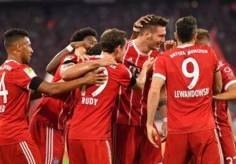 Fin de la espera: Bundesliga inició con triunfo bávaro sobre el Bayer 04