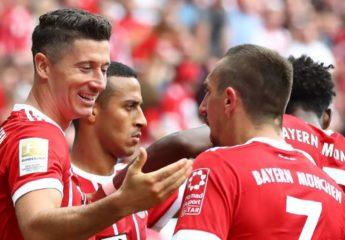 Lewandowski brilla y conduce al Bayern a la victoria sobre el Werder