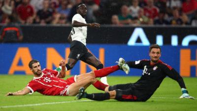 El Bayern de Ancelotti no ve una. Goleado en casa por el Liverpool de Klopp