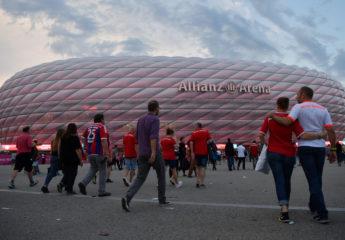 Allianz Arena de Múnich, lleno siempre; Premier League líder en asistencias