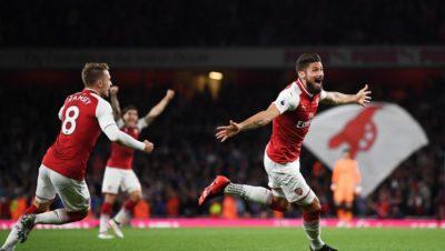 Inició la Premier: Los Wenger vencen al Leicester City muy a lo Arsenal