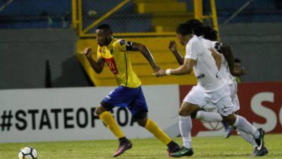 Honduras Progreso dice adiós a Concacaf con derrota ante Chorrillo