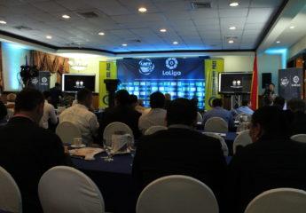 LaLiga dicta charlas en temas de seguridad a encargados en eventos de la LNP