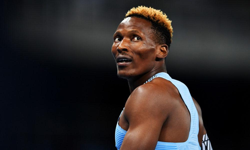 Makwala corre solo en Mundial de Londres y se clasifica a semis