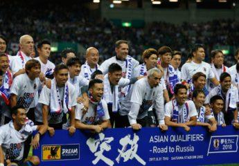 Japón es mundialista de Rusia 2018 después de vencer a Australia