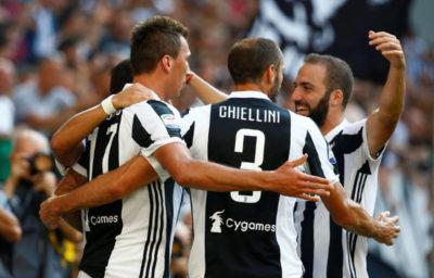 Juventus debuta con triunfo para defender su supremacía en la Serie A