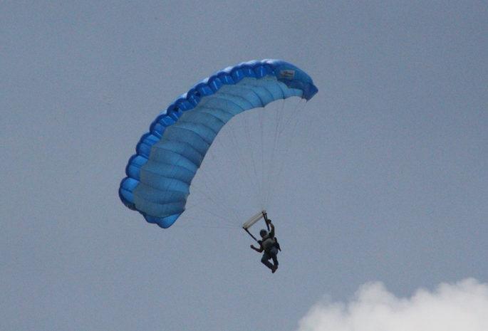 El Paracaidismo sigue levantándose de las cenizas como el Ave Fénix