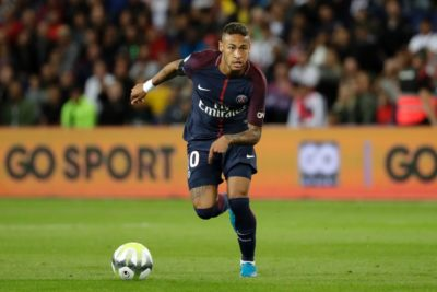 Neymar sigue anotando y el PSG golea al Toulouse en la Ligue1