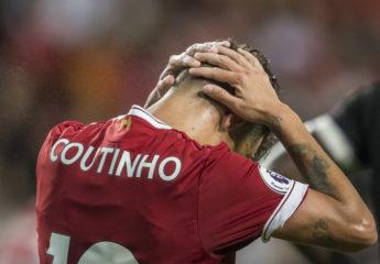 Coutinho pide el 'transfer request' y el Liverpool FC no lo acepta