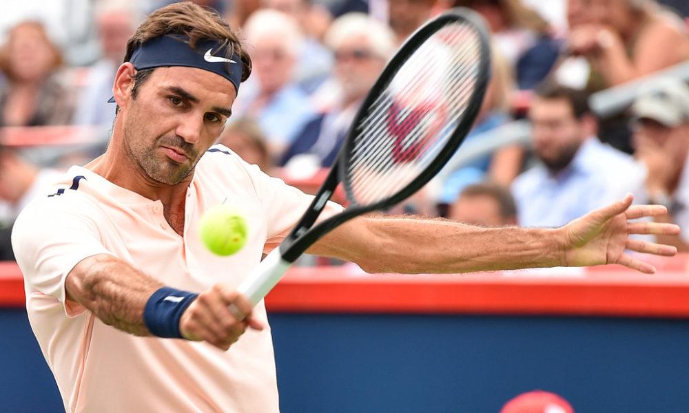 Roger Federer y Schwartzman, a cuartos en el Masters 1000 de Montreal