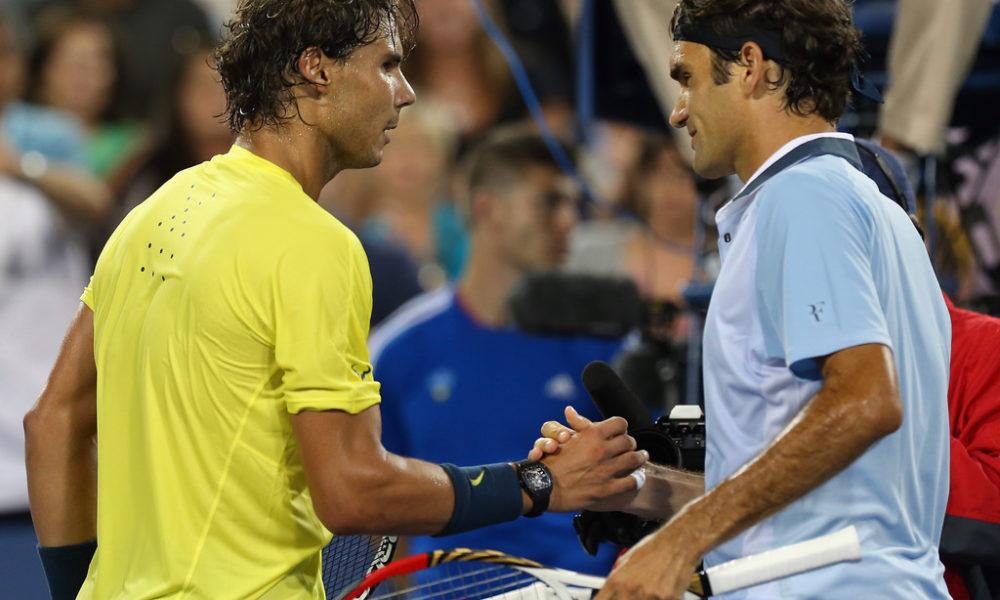 Baja de Federer en París deja el camino a Nadal para acabar como # 1