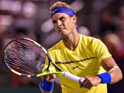 Rafael Nadal cae en el Masters 1000 de Montreal frente a Shapovalov