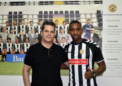 Bryan Rochez se va al Madeira de Portugal con contrato por tres años