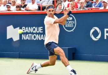 Federer en semifinales de Montreal mientras Schwartzman queda eliminado