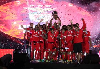 Benfica se corona Supercampeón de Portugal frente al Vitòria