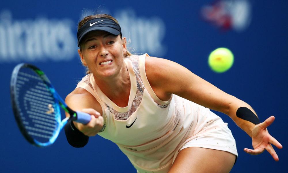 Resumen del US Open: Sharapova vuelve a ganar. Del Potro avanza