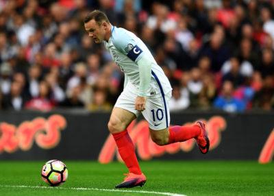 Wayne Rooney anuncia su retiro de la Selección Inglesa