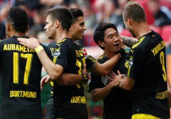 Borussia Dortmund suma nueva triunfo y se mantiene líder alemán