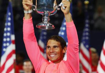 Nadal derrota a Andersen y gana su tercera corona del US Open