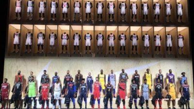 La NBA exige a los jugadores escuchar el himno de EUA de pie