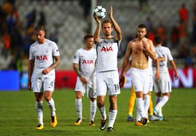 Madrid-Tottenham en el cierre de la primera vuelta de Champions