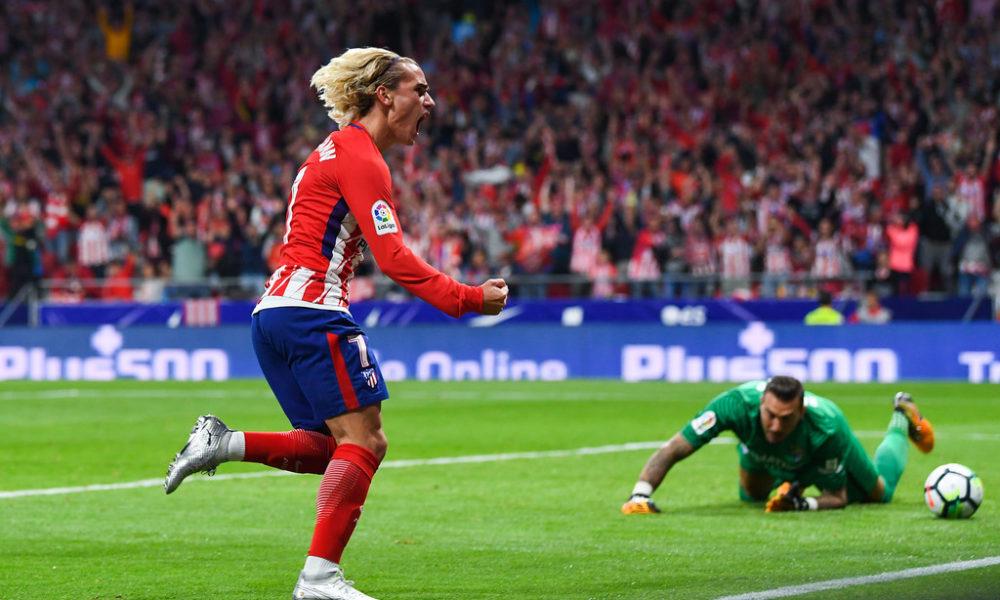 Atlético inaugura el Wanda con victoria y Griezmann como primer goleador