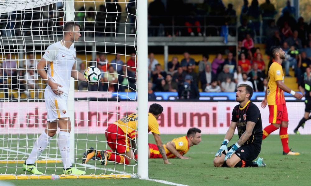 El AC Milan tumba al Spal y la AS Roma golea al Benevento