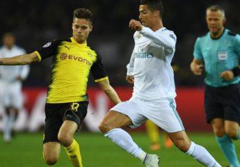 El Real Madrid conquista el Signal Iduna Park de Dortmund
