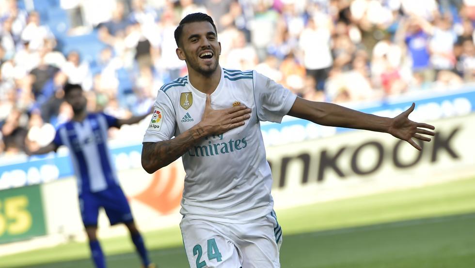 Madrid saca oro al Alavés gracias a Ceballos; Atlético es segundo