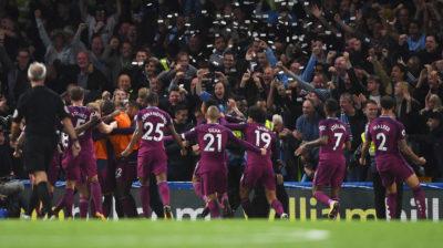 El City da un serio golpe de autoridad frente al Chelsea