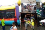 Día del niño, una fecha para unir deporte, buenas obras y un plato de comida
