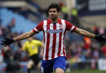 Chelsea y Atlético de Madrid acuerdan el traspaso de Diego Costa
